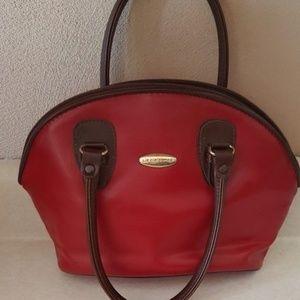 Liz Claiborn Red Bag